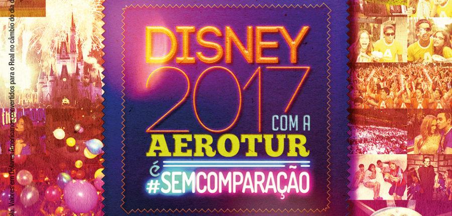 AEROTUR Disney – #SemComparação