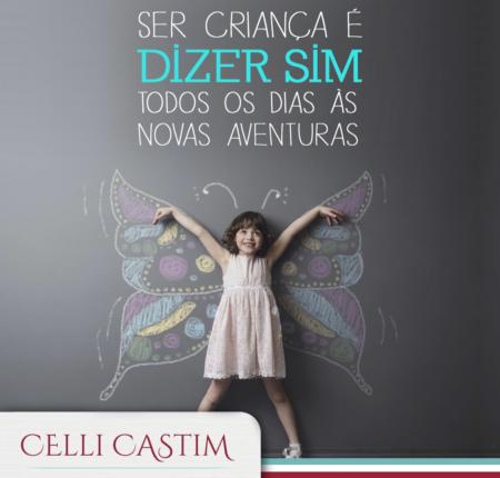 CELLI CASTIM – Personalização das Redes Sociais