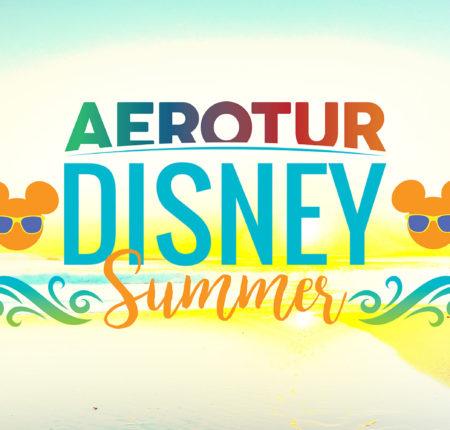 Aerotur Disney Summer