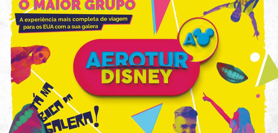 Logo Aerotur Disney
